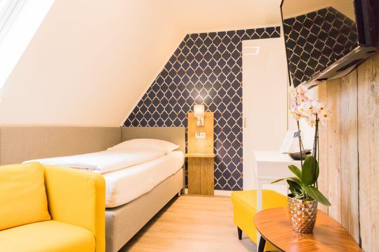 Einzelzimmer in Sankt Peter Ording