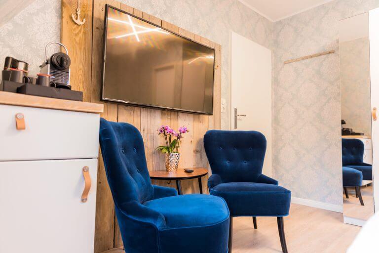 Ihr Doppelzimmer in Sankt Peter Ording
