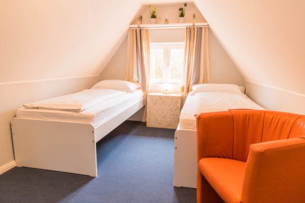 Zweibettzimmer St. Peter Ording-3